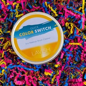 5 for $25| Lavish  Color Switch Dry Brush Cleaner